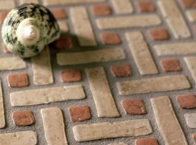 Один из видов напольной плитки - Димарми